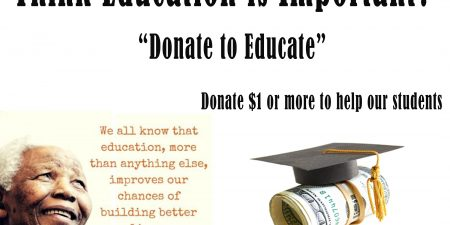 """Donate to Educate"""